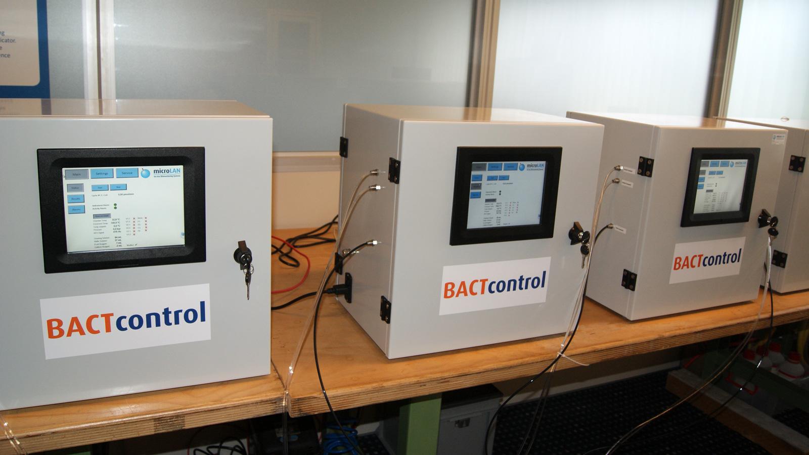 Solución BACTcontrol para monitorizar Escherichia Coli en línea