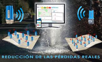 Detección y localización de fugas de agua. Mejoras Energéticas