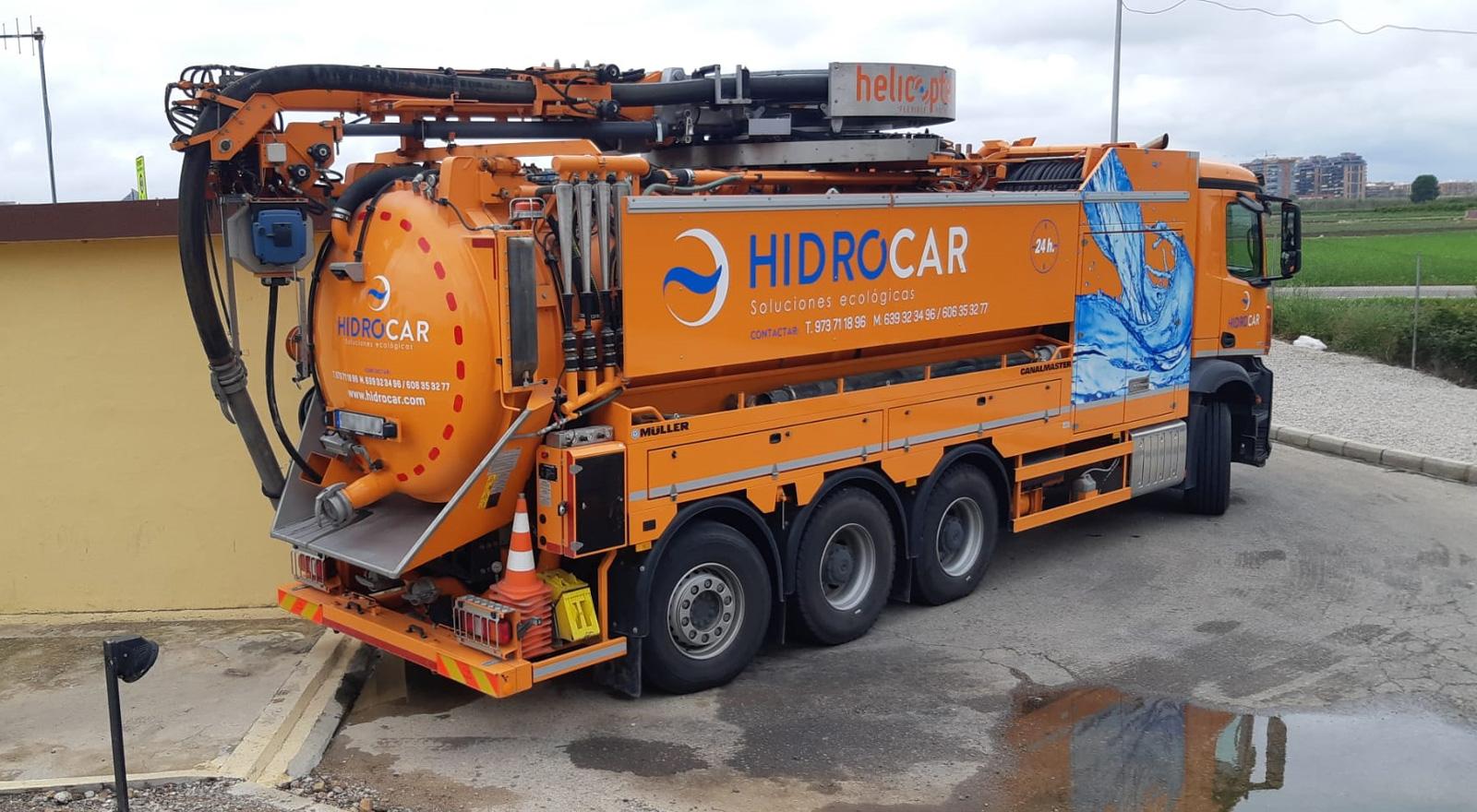 Un nuevo trabajo realizado con éxito por HIDROCAR en la zona de Levante